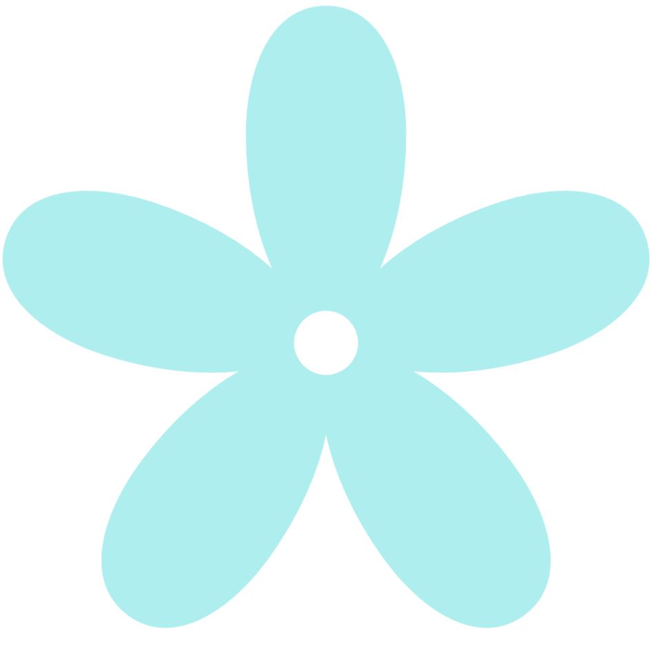 Free Turquoise Flower Cliparts, Download Free Clip Art, Free.