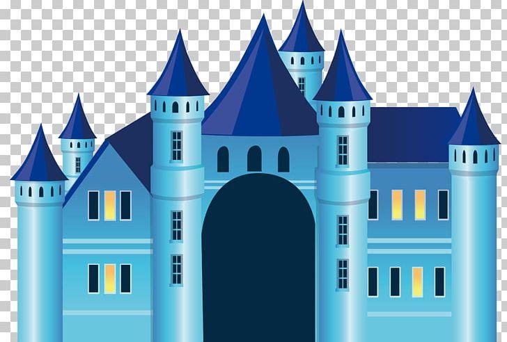 Logo PNG, Clipart, Blue, Blue Castle, Building, Cartoon.