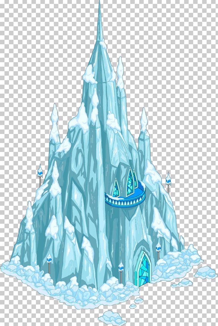 Elsa Anna Ice Palace Castle PNG, Clipart, Anna, Aqua, Blue.