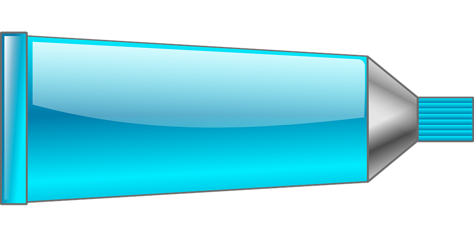 Free vector graphic: Tube, Dye, Paint, Tint, Painting.