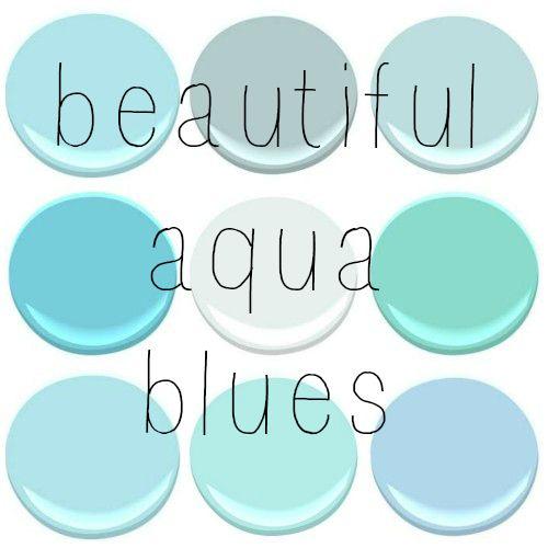 1000+ ideas about Aqua Paint Colors on Pinterest.