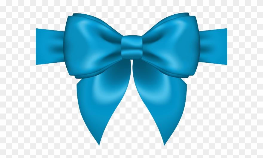 Bow Tie Clipart Aqua.