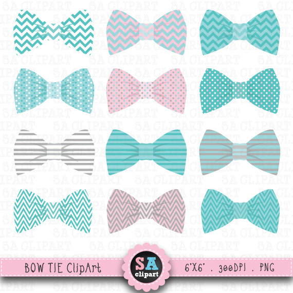 Bow Tie Clipart \