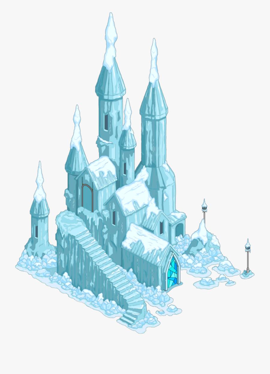 Palace Clipart Frozen Castle.