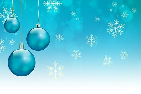 Christmas Background Clipart Image.