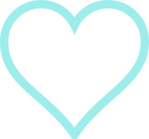 Free Turquoise Heart Cliparts, Download Free Clip Art, Free.