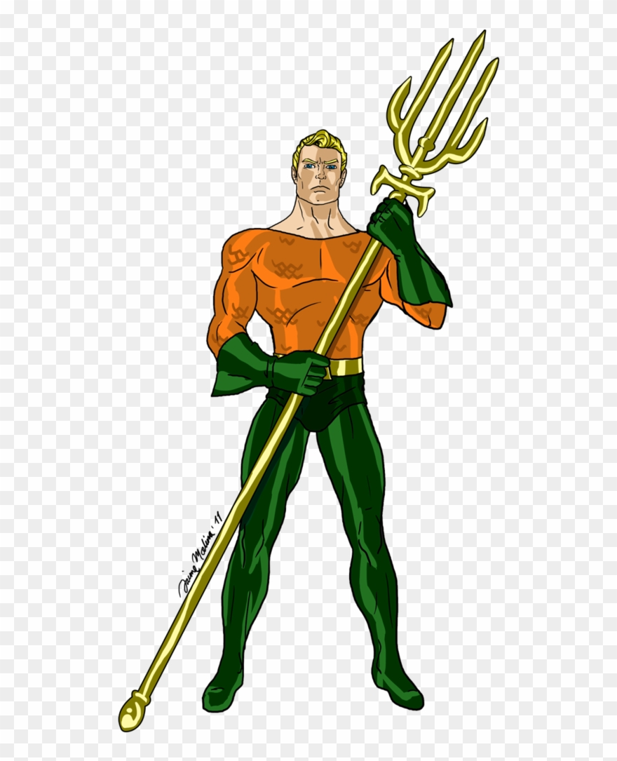 Clipart Stock Aquaman Drawing.
