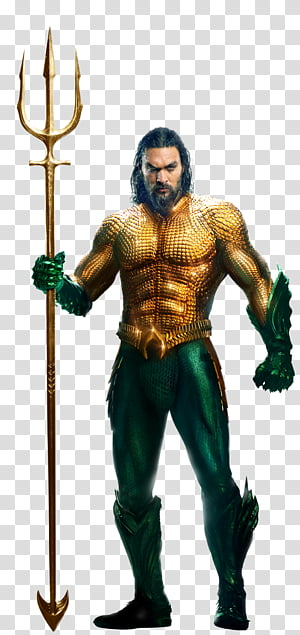 Aquaman transparent background PNG cliparts free download.