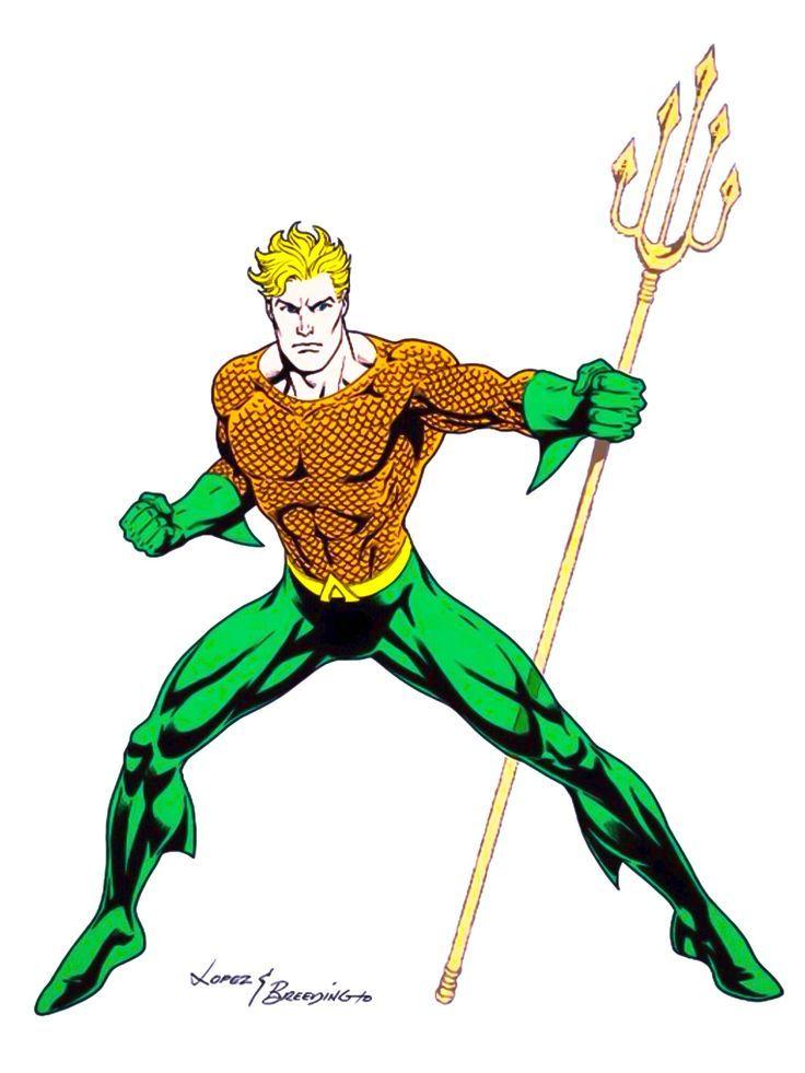 Aquaman clipart 3 » Clipart Station.