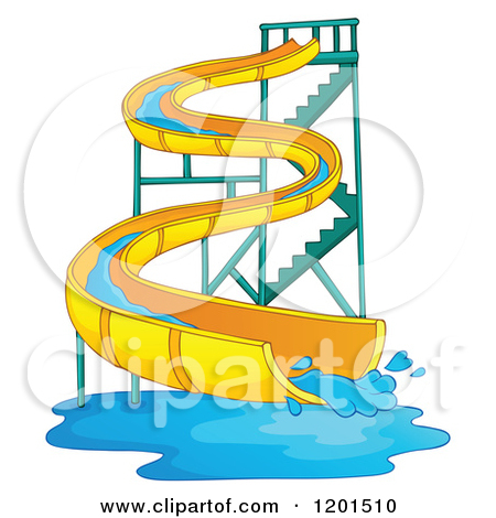 Water park clipart images.