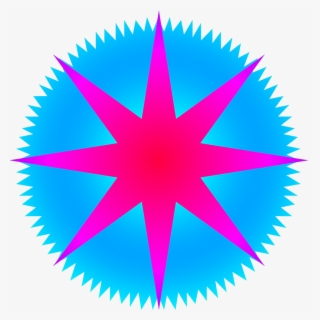 Free Starburst Clip Art with No Background , Page 5.