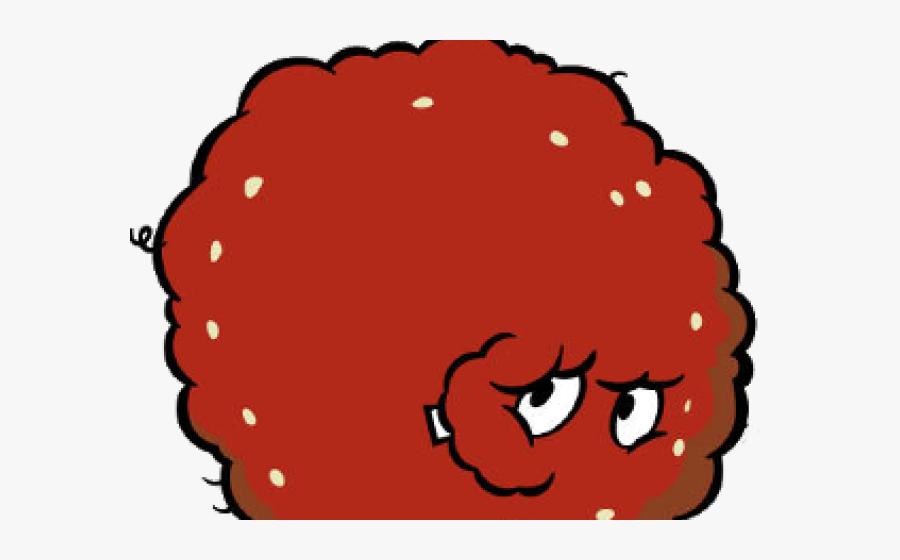Meatball Clipart Sad.