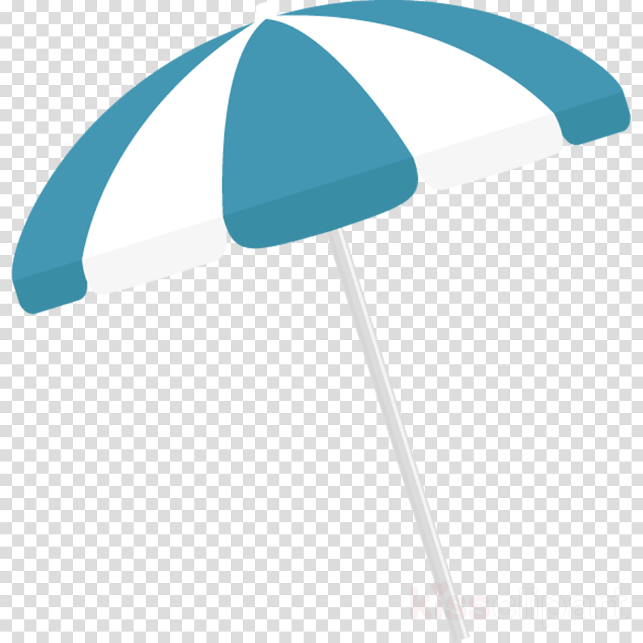 turquoise umbrella fashion accessory clipart.