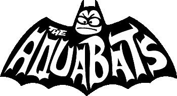 Aquabats logo.