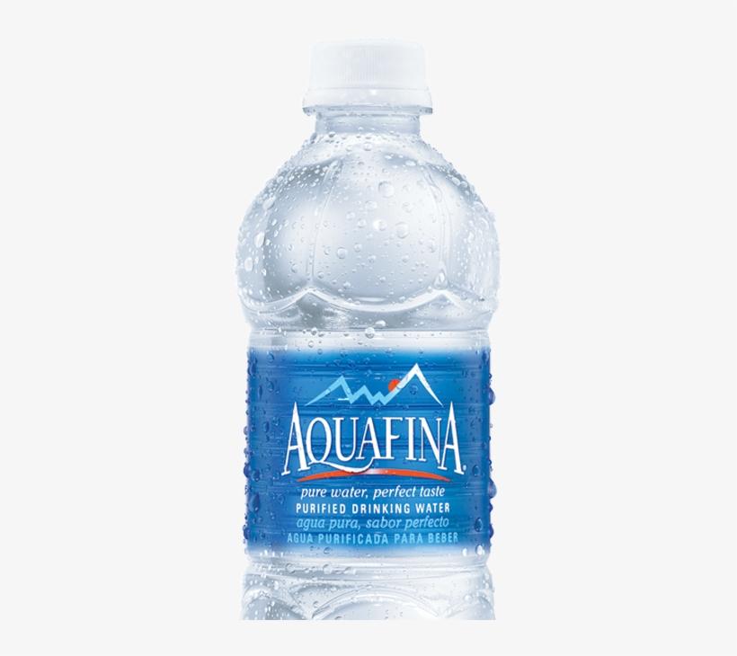 This Is Aquafina.
