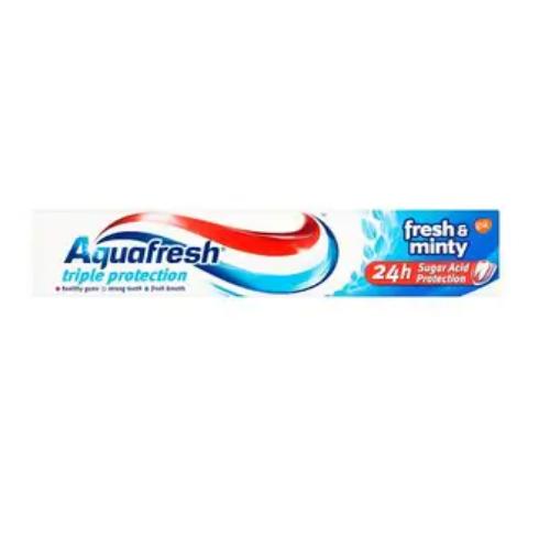 Aquafresh Intense Clean Lasting Fresh Toothpaste 75 mL..