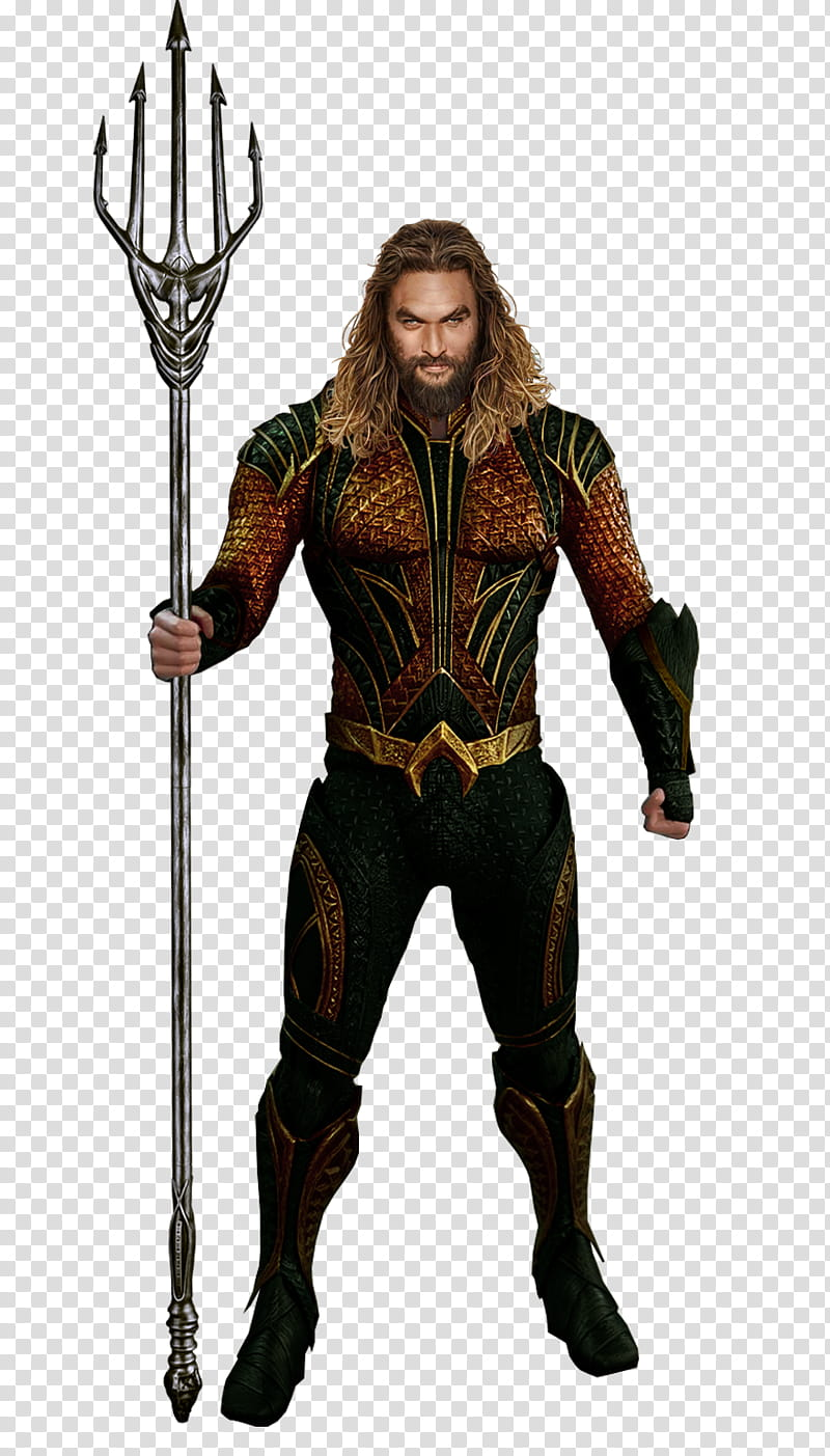 Aquaman Stern transparent background PNG clipart.