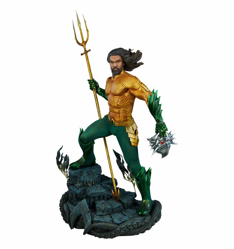Sideshow Collectibles Aquaman Premium Format Figure.