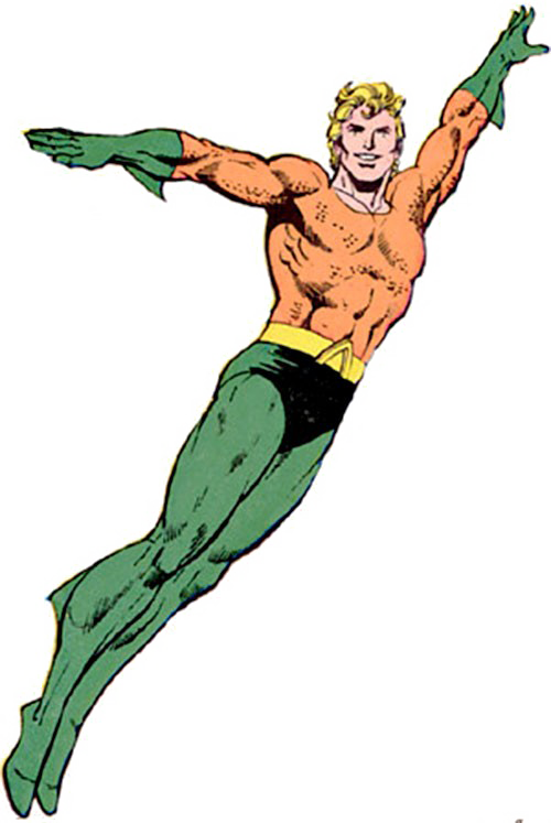 Aquaman PNG Free Download.