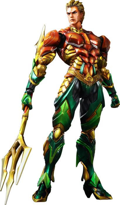 Aquaman PNG Clipart.