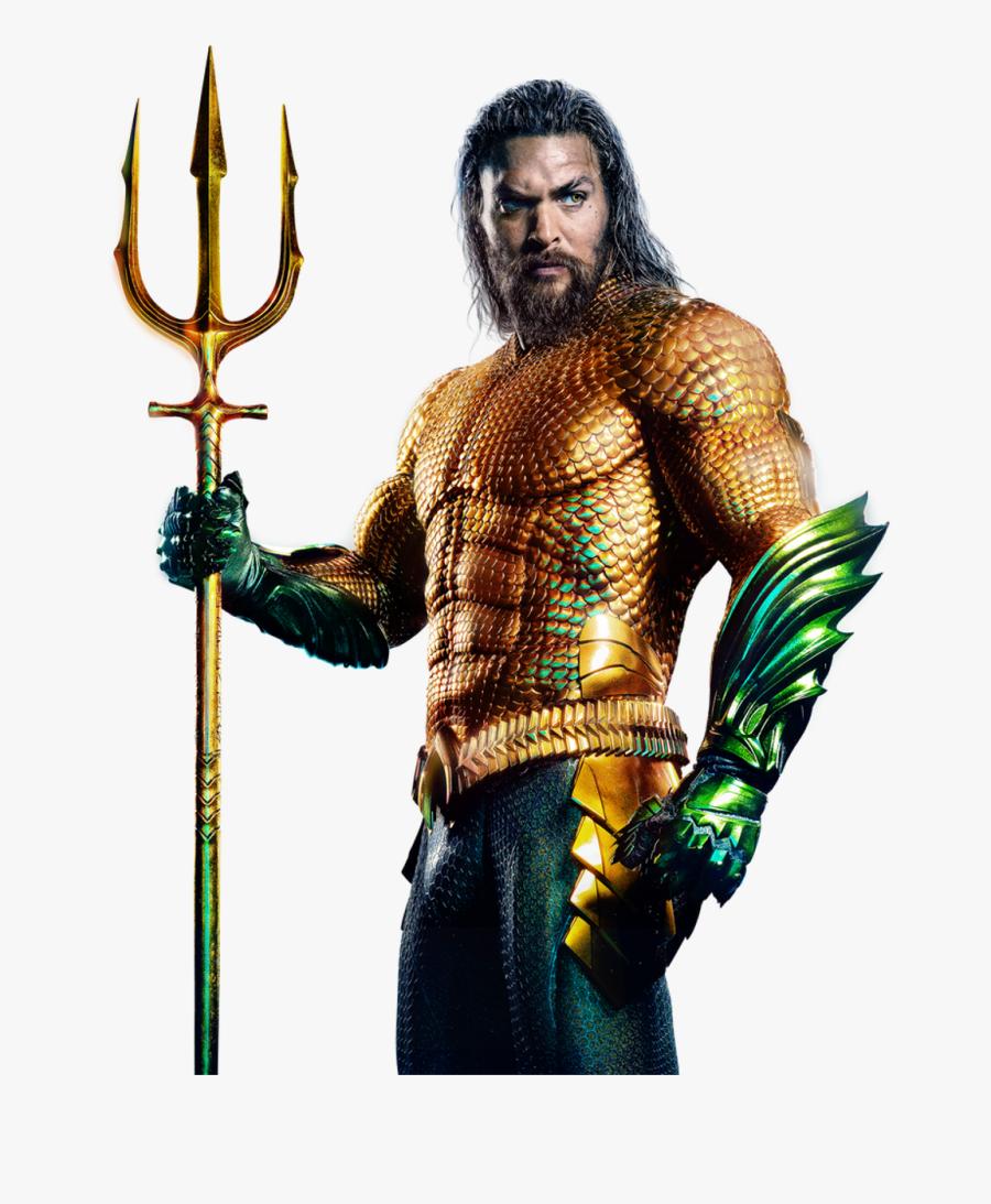 Jason Momoa Aquaman Clipart , Png Download.