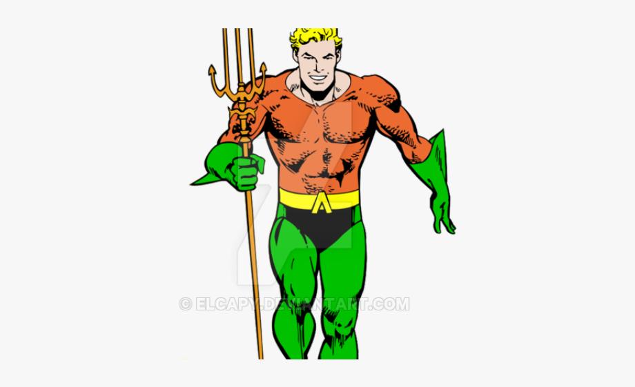 Aquaman Clipart Transparent.