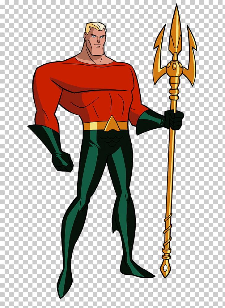 Aquaman Diana Prince Batman DC animated universe DC Comics.