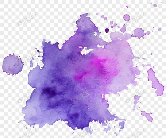 material de vetor de fundo aquarela Imagem Grátis_Gráficos Número.