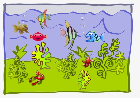 Free Aquarium Clip Art with No Background.
