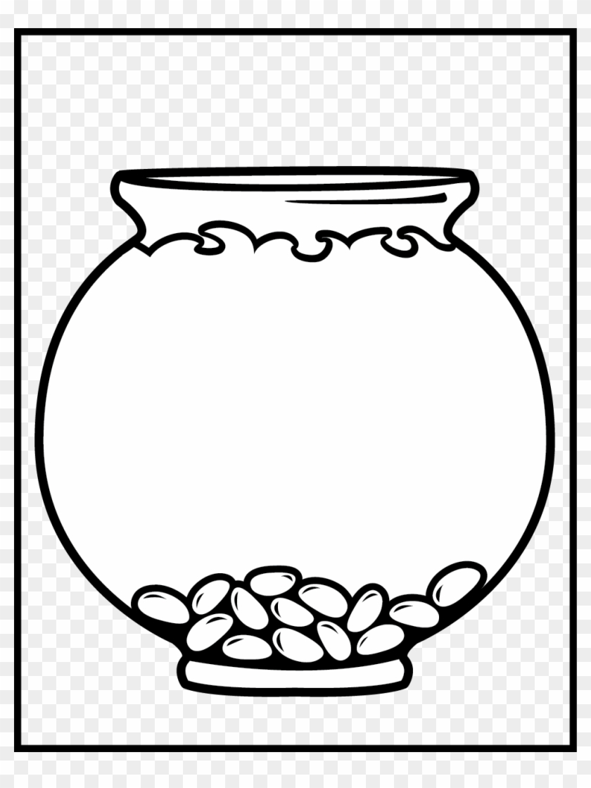 Empty Fish Tank Png Black And White & Free Empty Fish Tank Black And.