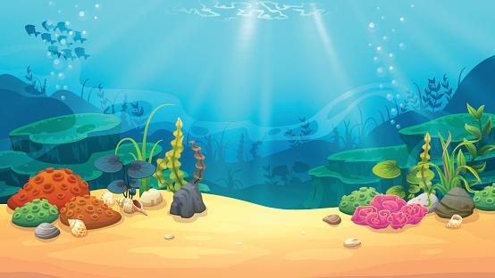 Aquarium Clip Art, Vector Images & Illustrations.