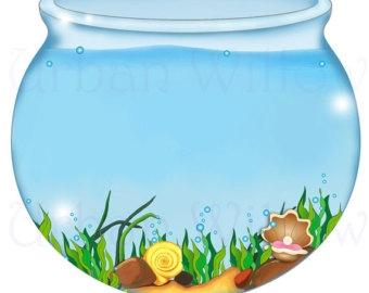 Aquarium clipart empty square aquarium, Picture #230022.