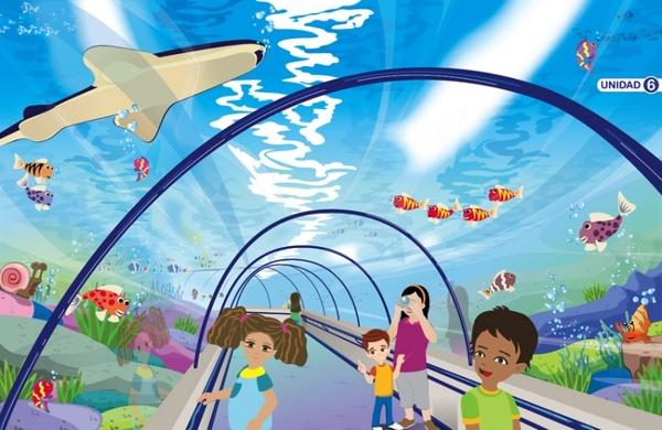 Aquarium clipart field trip, Aquarium field trip Transparent.