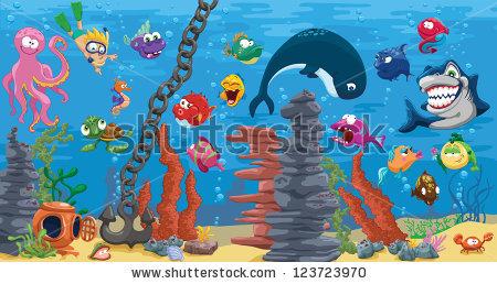 Tank Fish Stock Vectors, Images & Vector Art.