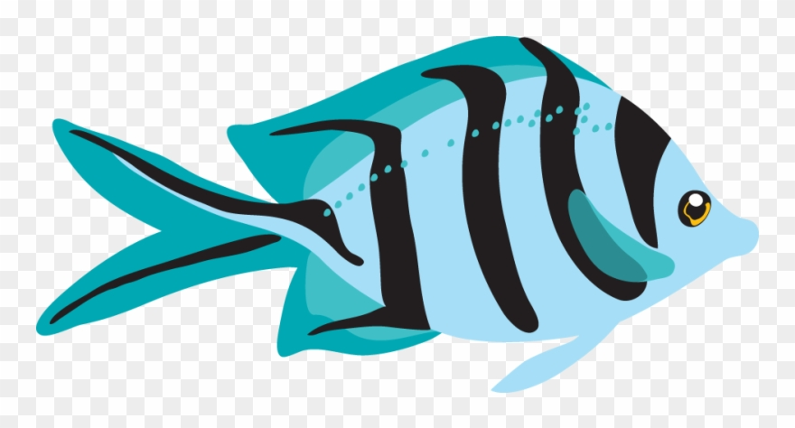 Tropical Fish Clipart Fsh.
