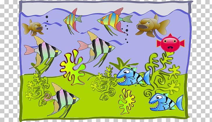 Aquarium Fish Drawing , Tank s PNG clipart.