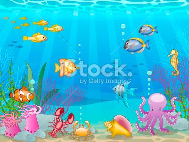 Aquarium clipart underwater, Aquarium underwater Transparent.