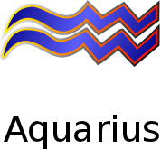 Aquarius Clip Art Download.