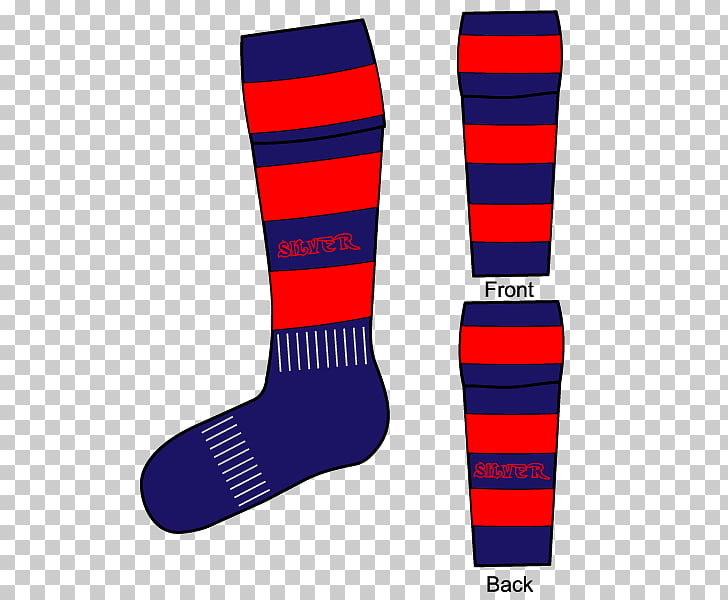 Product design Sock Cobalt blue Shoe, aqua socks PNG clipart.