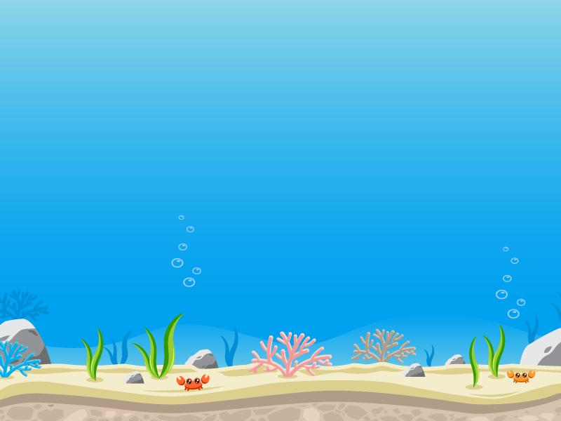 Ocean background clipart.