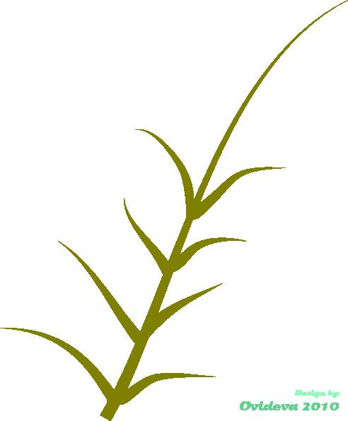 Green Plant Clip Art at Clker.com.