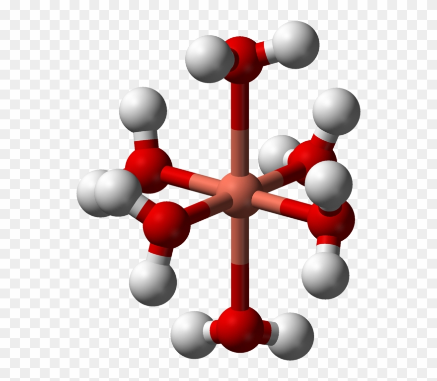 A Metal Ion In Aqueous Solution Is A Cation, Dissolved.