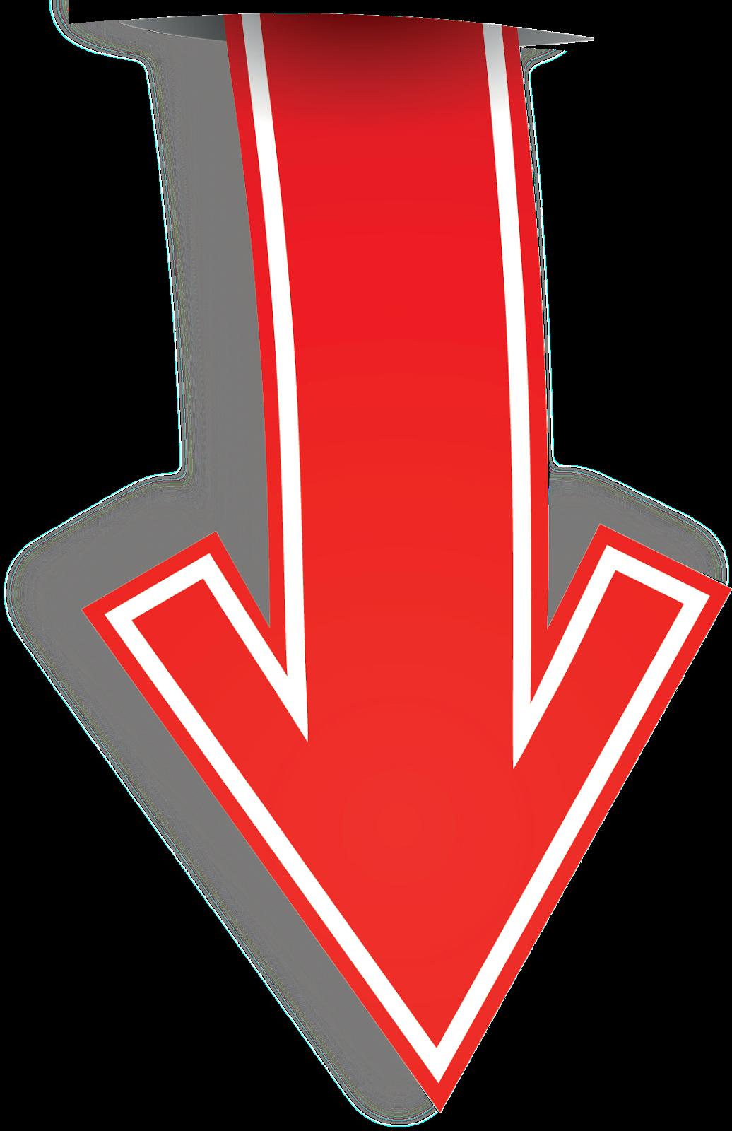 Flecha aqui png 5 » PNG Image.