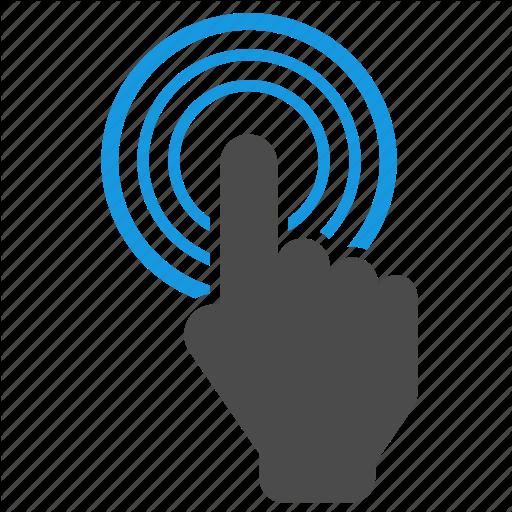 Download click aqui png clipart Computer mouse Point and click Clip art.