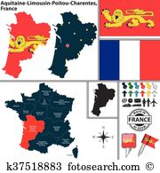 Aquitaine Clip Art Illustrations. 73 aquitaine clipart EPS vector.