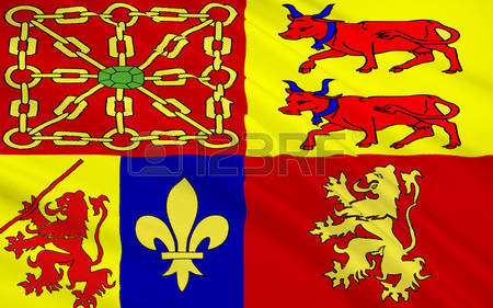 Aquitaine Departments Stock Vector Illustration And Royalty Free.