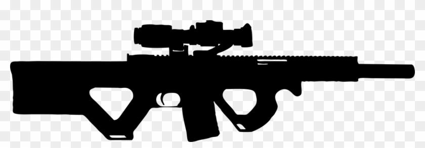Gun Clipart Ar 15.