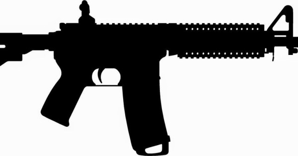 20+ White Ar 15 Clip Art Ideas and Designs.