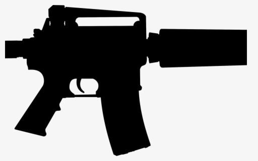Free Ar 15 Clip Art with No Background.