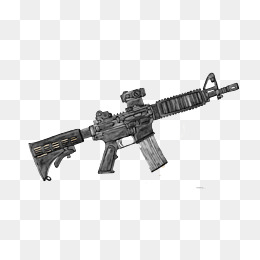 Ar15 Png, Vector, PSD, and Clipart With Transparent Background for.